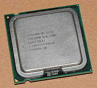 Процессор Intel Core 2 Duo E2140 1.60GHz/1M/800, s775, tray, Malay