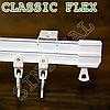 Универсальный гибкий карниз для штор Classic Flex.