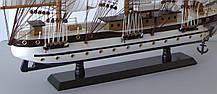 Парусник сувенирный, деревянный 78*11*59 см(высота) FJ8003. Одесса, фото 2