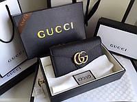 Кожаный портмоне Gucci