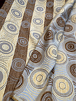 Мебельная ткань шенилл тафта двухсторонняя