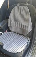 Ортопедическая эко подушка - накидка на автомобильное кресло ортопедические EKKOSEAT. Универсальная.