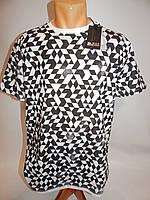 Мужская футболка Black Jack21 оригинал (сток) р.50  053Ф , фото 1