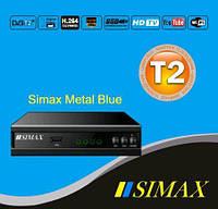 Т2 тюнер Simax T2 Blue HD, фото 1