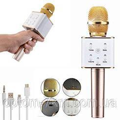 Микрофон Караоке Q7 Беспроводной микрофон am