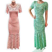 Вечерние женские платья
