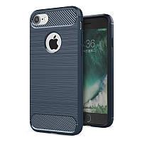 Противоударный чехол для Iphone 7 8, карбон