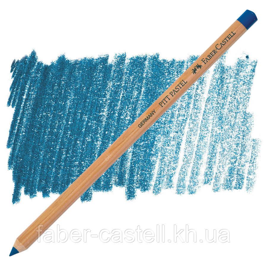 Карандаш пастельный Faber-Castell PITT синий кобальт  ( pastel bluish turquoise) № 149, 112249