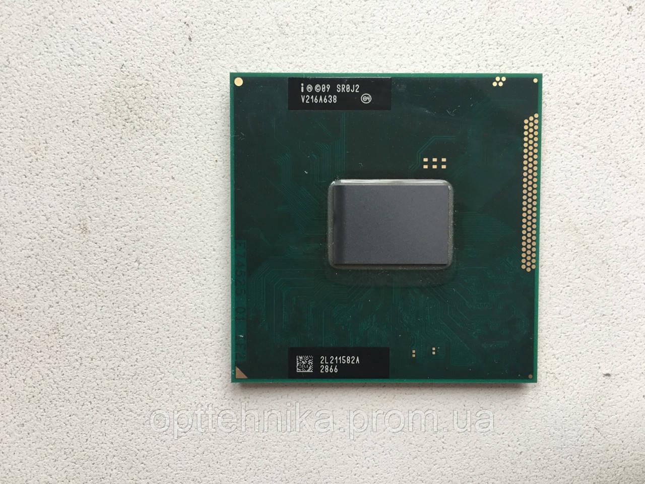 Процессор  Pentium B970 sr0j2 Socket G2 / rPGA988B