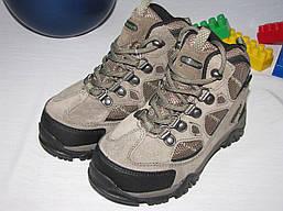 Ботинки зимние Hi-Tech оригинал размер 30 коричневые 08015