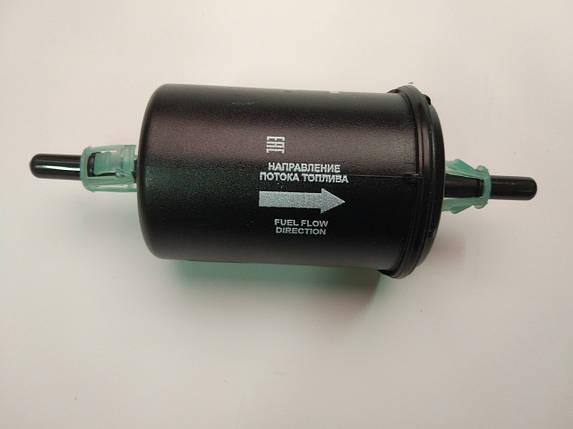 Фильтр топлива (2110) инжекторный (хомут) NF-2109p корпус полиамид, фото 2
