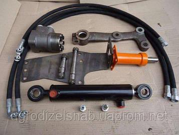 Комплект переоборудования рулевого управления трактора ЮМЗ под насос дозатор
