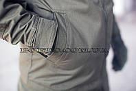 Ветровка тактическая TORNADO OLIVE // Размеры 44-46, фото 5