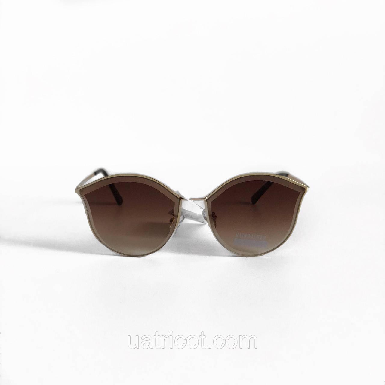 Женские солнцезащитные очки Rainwalker с коричневыми линзами