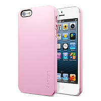 SGP Case Ultra Thin Air Series Sherbet Pink for iPhone SE/5/5S (SGP09506)