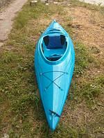 Синяя байдарка, каное, фото 1