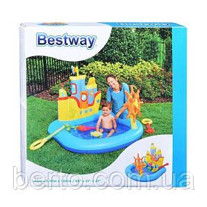 Надувной центр Beastway 52211 Кораблик