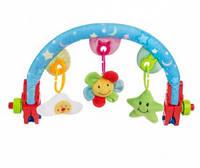Растяжка/дуга с подвесными игрушками SL81648, фото 1