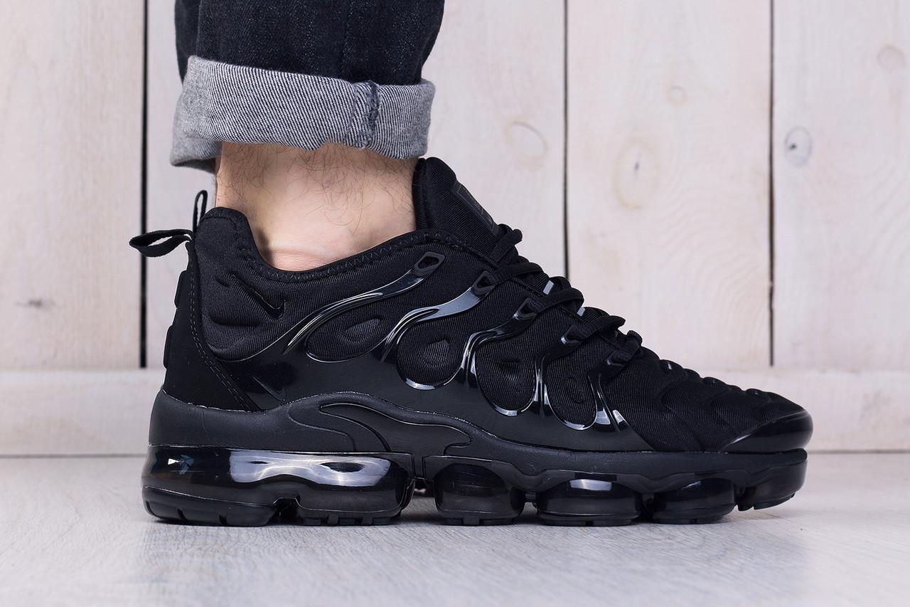 6e5a0f496be7 Весенние мужские кроссовки Nike TN Vapormax black (найк, реплика) (реплика)  -