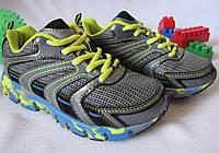 Кроссовки Jumping Beans оригинал размер 31 серые 08006, фото 1