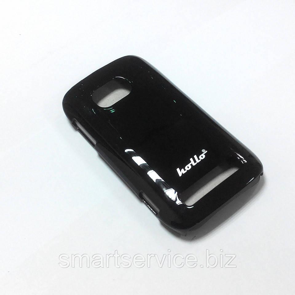 Пластиковый чехол Hollo для Nokia Lumia 710