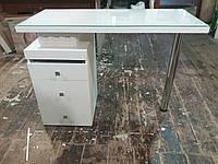 Стол для мастера маникюра с УФ лампой А157
