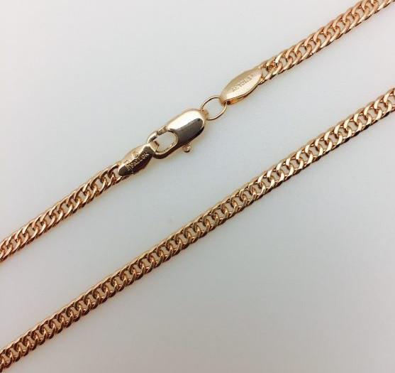 Ланцюжок плетіння Арабка, D-0.3 см довжина 60 см ювелірна біжутерія