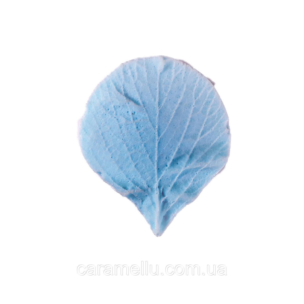 Молд Лист универсальный круглый 5х6см