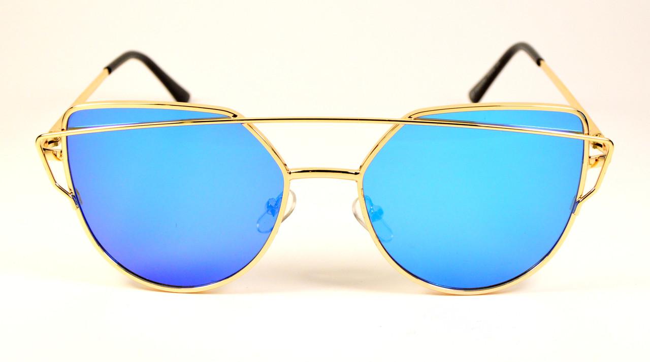 Солнцезащитные очки для девочек Polarized (Р8432 син)