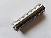 Винт для сифона длинный в гранитную мойку, фото 1