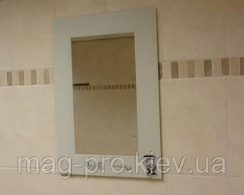 Зеркало для ванной 60х40 см
