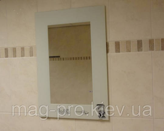 Зеркало для ванной 60х40 см, фото 2