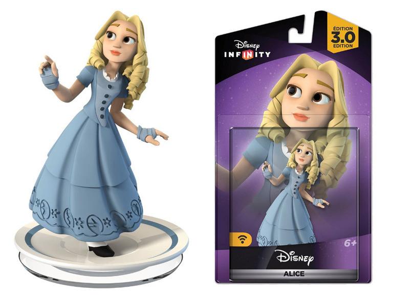 Disney Infinity 3.0 Disney Alice Алиса в стране чудес