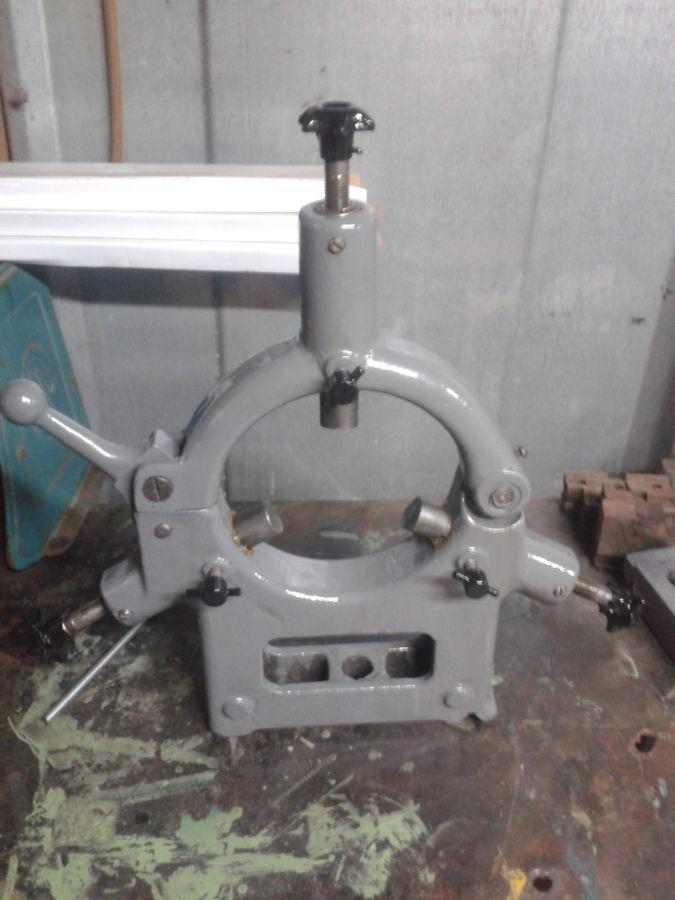 Люнет неподвижный для токарного станка 1а625 1к625