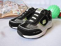 Кроссовки на липучке для мальчика Skechers Sport оригинал