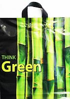 Пакет полиэтиленовый Петля Бамбук 40 х 45 см / уп-25шт