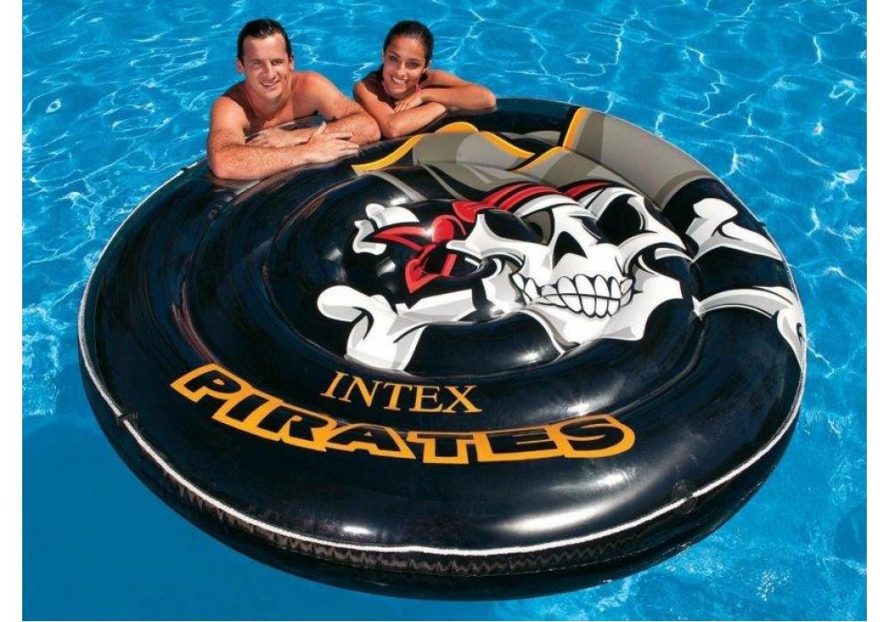 Надувной плотик Intex 58291 Пиратский остров