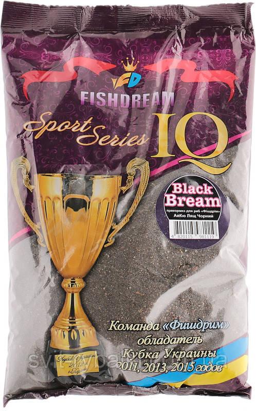 Прикормка Fish Dream IQ Черный Лещ 0.9кг