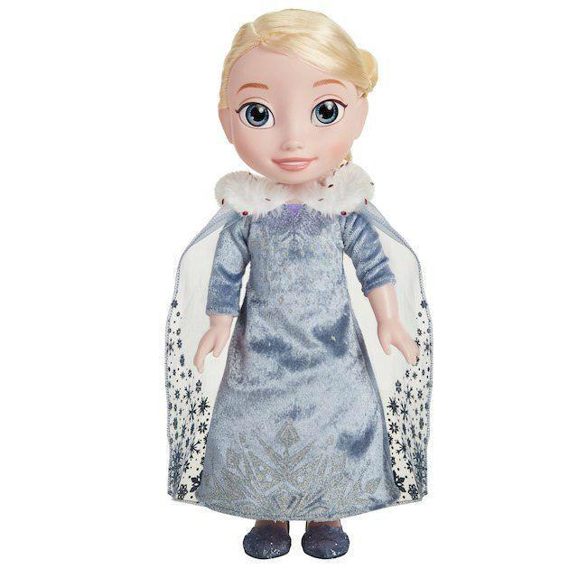 Disney Кукла малышка Эльза Frozen Olaf´ s Adventure 14-inch Doll Elsa