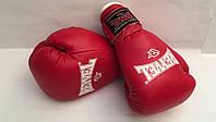 Боксерские перчатки Reyvel 10 oz vinil, фото 1