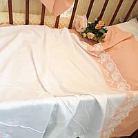 Комплект постельного в детскую кроватку, фото 1
