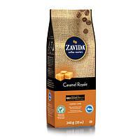 Кофе в зернах Zavida Caramel Royale - Карамель рояль