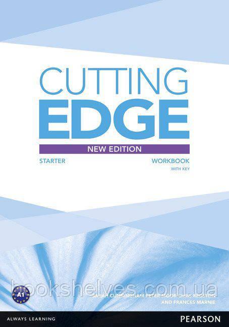 Cutting Edge 3rd ed Starter Work Book+key