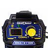 Сварочный инвертор Искра Профи Cobalt MMA 311 DM, 10-310 А, 1.6-4 мм, сварочный аппарат, инверторная сварка, фото 4