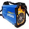 Сварочный инвертор Искра Профи Cobalt MMA 311 DM, 10-310 А, 1.6-4 мм, сварочный аппарат, инверторная сварка, фото 6