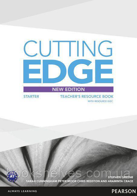 Cutting Edge 3rd ed Starter Teacher's Resourse Book+CD