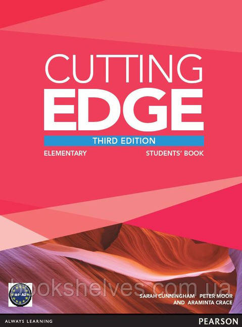 Cutting Edge 3rd ed Elementary Student's Book+DVD
