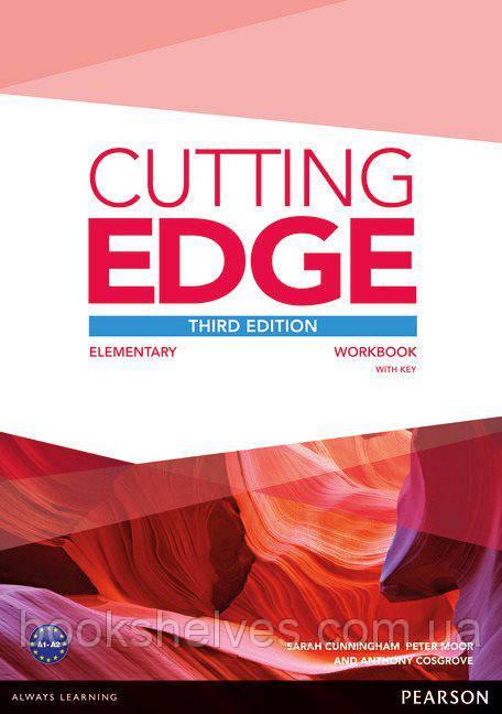 Cutting Edge 3rd ed Elementary Work Book+Key