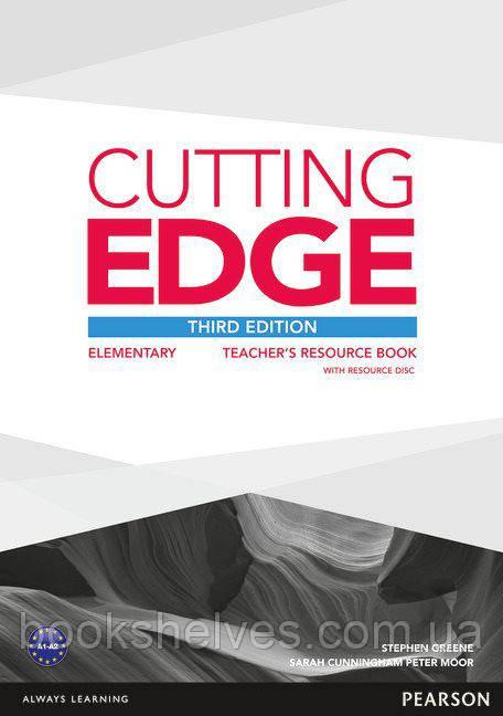 Cutting Edge 3rd ed Elementary Teacher's Resourse Book+CD