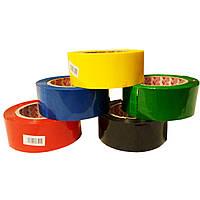 Скотч цветной упаковочный  200 метров